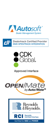 DMS Integration Partner Logos