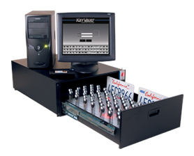 KeyVault Drawer System